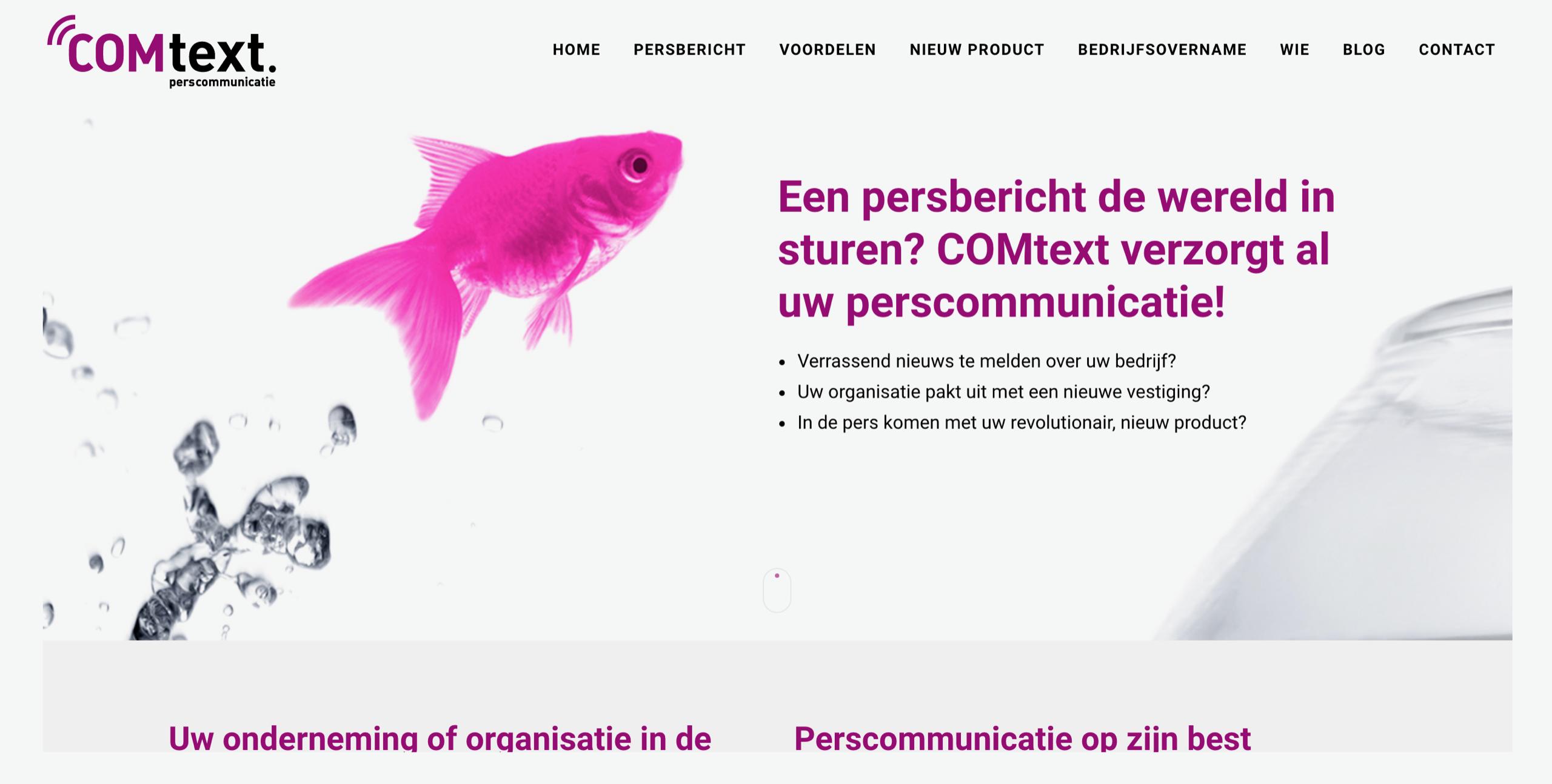 COMtxt door Pix and Stories